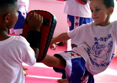 kids thai boxing