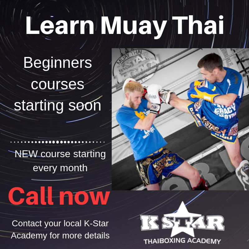 thai boxing for beginners