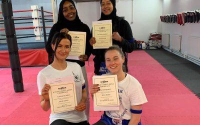 Ladies Thai Boxing