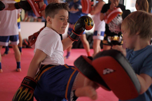 Childrens Thai Boxing