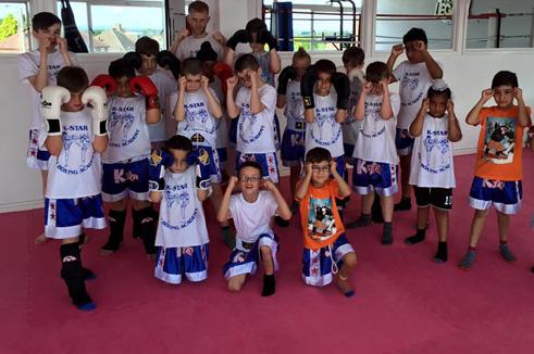 Thai Boxing Quinton