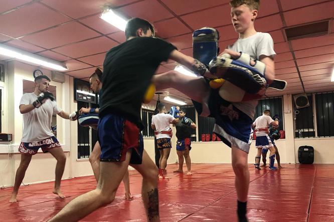 Thai Boxing Solihull